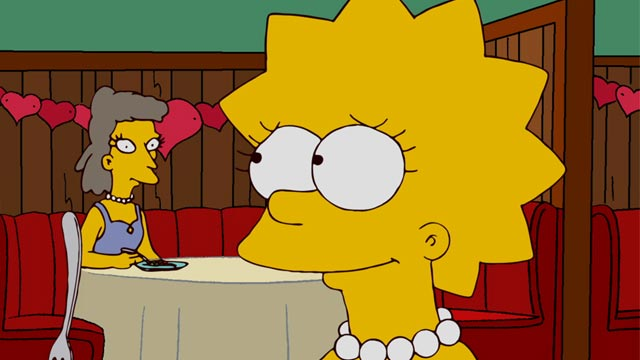 PHOTO: Lisa Simpson