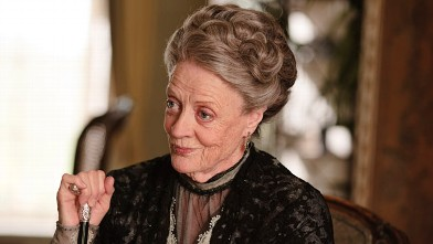 PHOTO: Maggie Smith as Violet, Dowager Countess of Grantham.