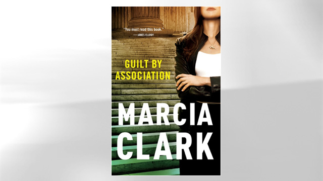 PHOTO: Marcia Clark book jacket
