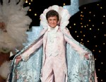 "PHOTO: Actor Michael Douglas portrays performer Liberace in the 2013 film ""Behind the Candelabra""."