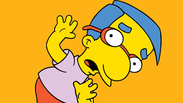 PHOTO: Milhouse
