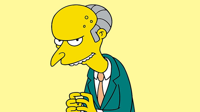 PHOTO: Monty Burns