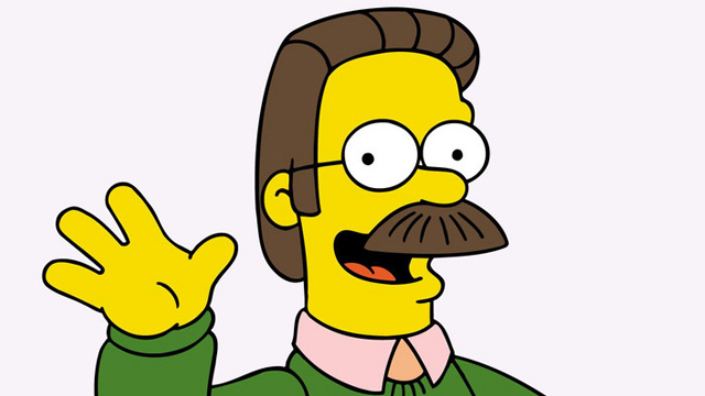 PHOTO: Ned Flanders