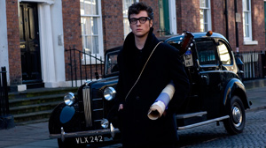 "PHOTO Aaron Johnson stars as young John Lennon in Sam Taylor-Woods ""Nowhere Boy."""