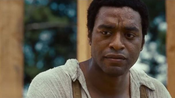 "PHOTO: Chiwetel Ejiofor stars in the film ""12 Years a Slave."""