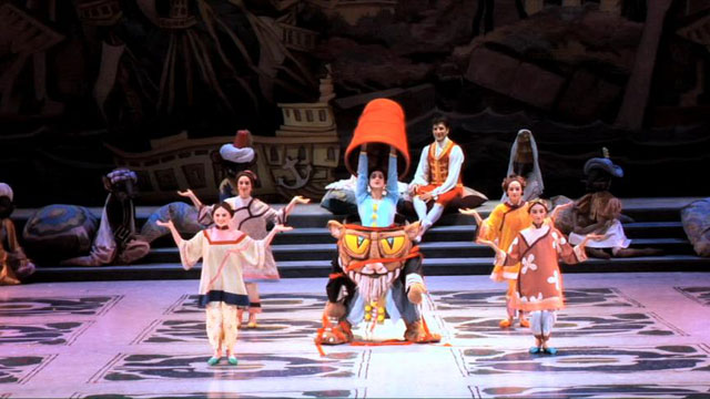 "PHOTO: Pacific Northwest Ballet drew on inspirations from ""Where the Wild Things Are"" author Maurice Sendak."