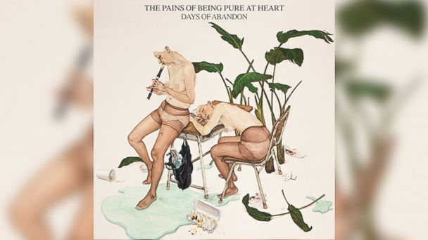 "PHOTO: The Pains Of Being Pure At Hearts ""Days Of Abandon"""