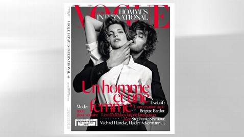 ht stephanie seymour dm 120915 wblog Vogue Under Fire for Stephanie Seymours Choking Cover