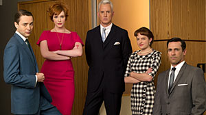 Photo: Mad Men: Sterling Cooper