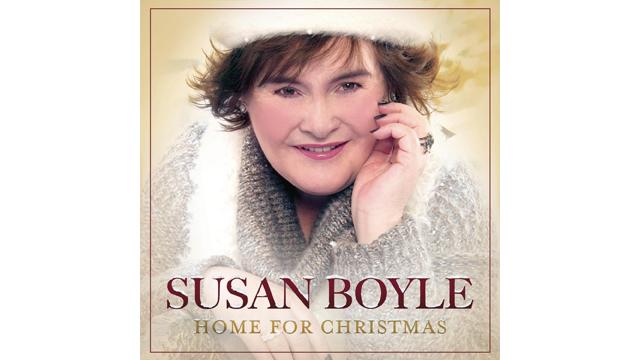 """PHOTO:Susan Boyle, """"Home For Christmas"""""""
