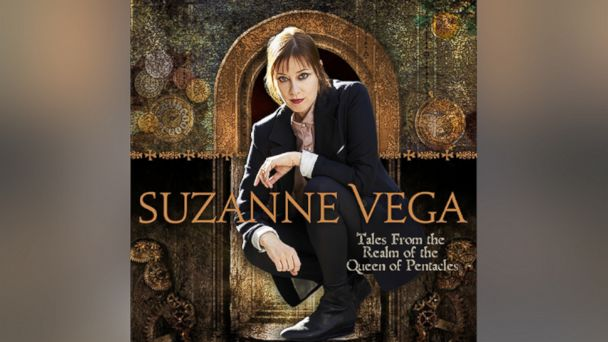 PHOTO: Suzanne Vega, Tales From The Realm Of The Queen Of Pentacles