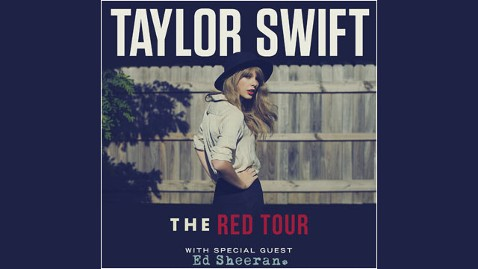ht taylor swift album nt 121026 wblog Taylor Swift Announces Red Tour