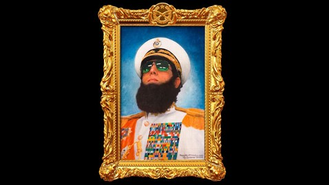 ht the dictator movie thg 120223 wblog Sacha Baron Cohen Warns of Unimaginable Consequences If Hes Not at the Oscars
