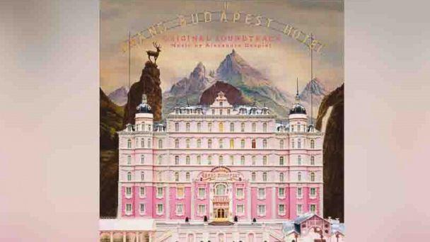 """PHOTO: """"The Grand Budapest Hotel"""" Original Soundtrack"""