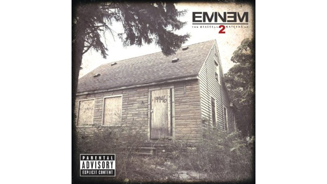 PHOTO: The Marshall Mathers LP 2 (Deluxe Edition)