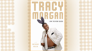 "PHOTO Tracy Morgans new book ""I Am the New Black"""