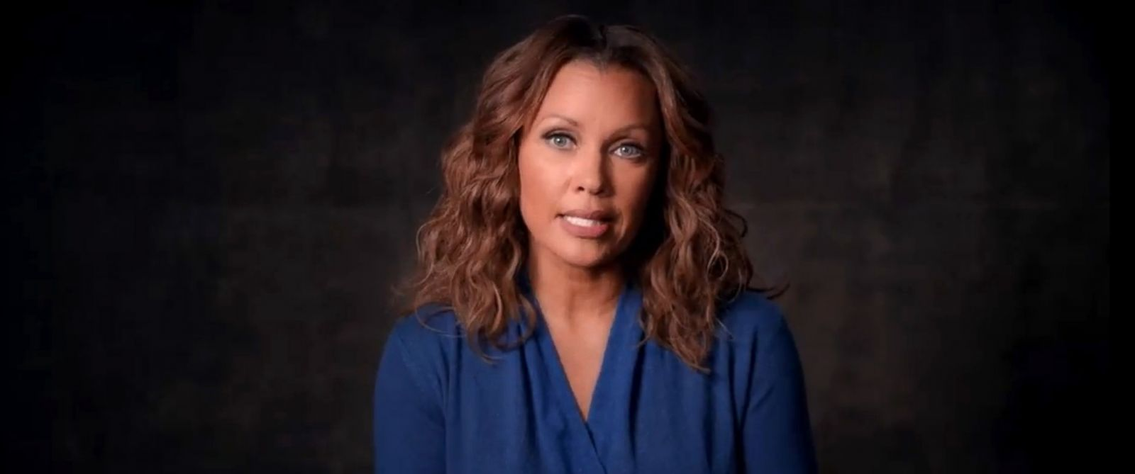 "PHOTO: Actress and former Miss America Vanessa Williams speaks about being molested by a woman when she was 10 years old on the ""Oprah Presents Master Class"" program on OWN."