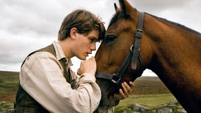 "PHOTO: Jeremy Irvine stars in the Steven Spielberg directed ""War Horse."""