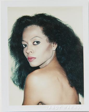ht warhol diana ross ll 120220 vblog Andy Warhols Polaroid Portraits