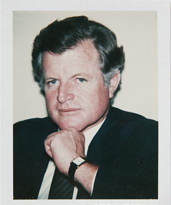 ht warhol edward kennedy ll 120220 vblog Andy Warhols Polaroid Portraits