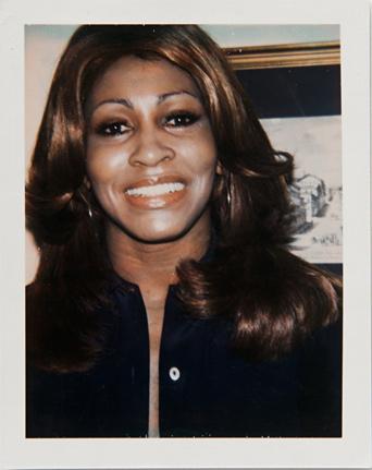 ht warhol tina turner ll 120220 vblog Andy Warhols Polaroid Portraits