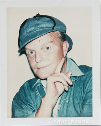 ht warhol truman capote ll 120220 vblog Andy Warhols Polaroid Portraits