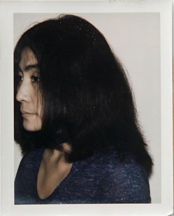 Yoko Ono Wig 17