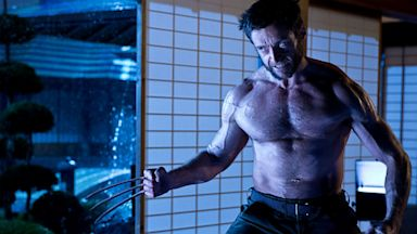 "PHOTO: Logan, played by Hugh Jackman, stars in ""The Wolverine."""