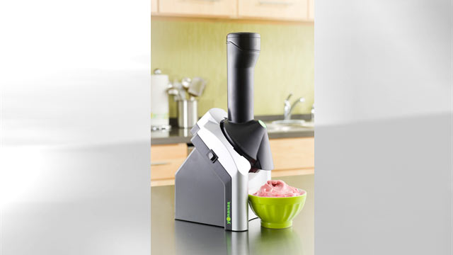 PHOTO: Yonanas frozen treat maker is shown here.