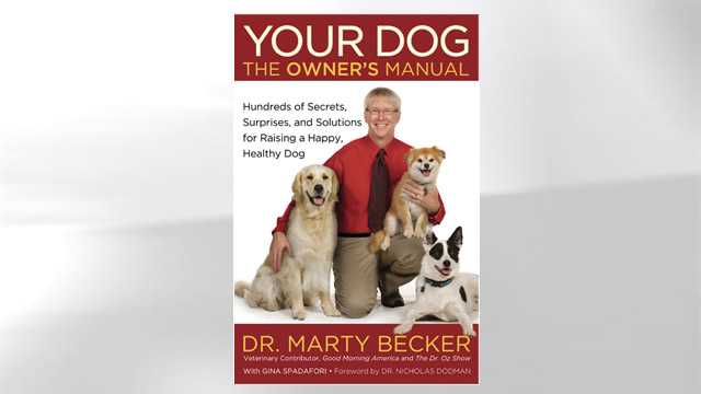 "PHOTO: Dr. Marty Beckers ""Your Dog"" is shown here."