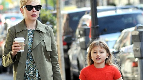 inf michelle williams matilda dm 120418 wblog Michelle Williams Daughter Looks a Lot Like Heath Ledger