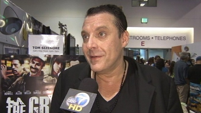 VIDEO: The actors manager says Megan Wren wasnt Tom Sizemores girlfriend.