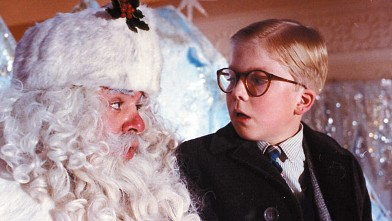 "PHOTO: Peter Billingsley as Ralphie in ""A Christmas Story,"" 1983."