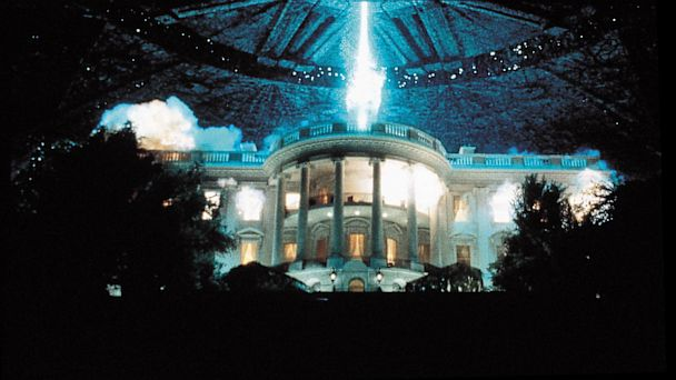 PHOTO: Scene from Independence Day