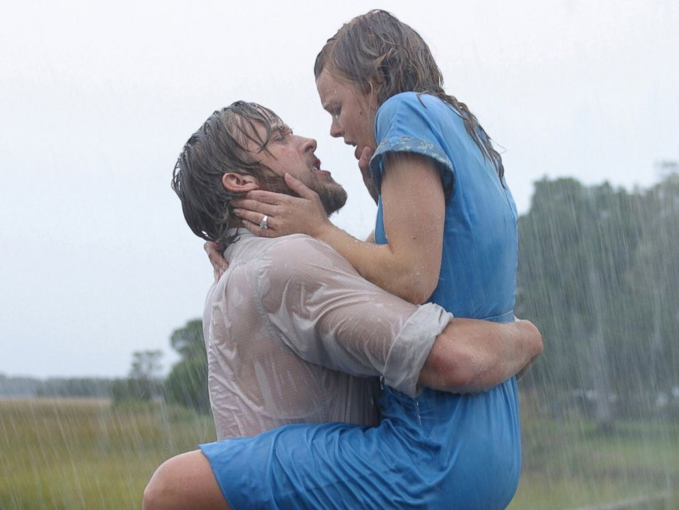 PHOTO: Ryan Gosling and Rachel McAdams appear in The Notebook.