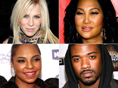 Video: Stars comment on altercation between Chris Brown and Rihanna.