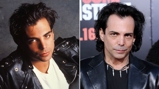 "PHOTO: Richard Grieco in ""21 Jump Street""."