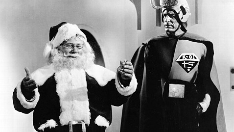 pd santa claus conquers the martians ll 111220 wblog Santa Claus Conquers the Martians Tops List of the Worst Christmas Movies