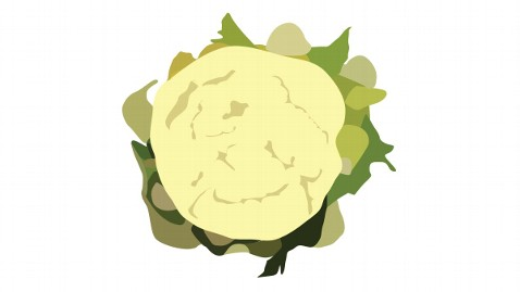 royal baby bump size cauliflower 640x360 wblog The Royal Bump, Day by Day