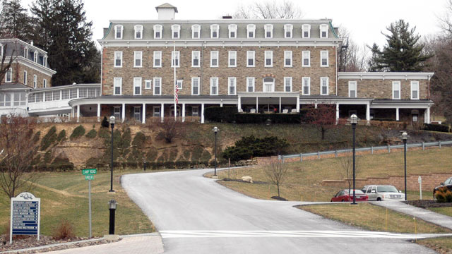 PHOTO: The Caron Foundation is shown in this file photo, in Wernersville, Penn.