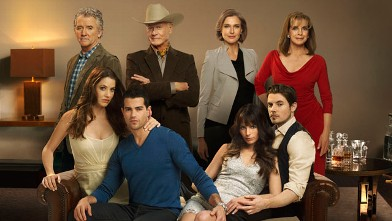"PHOTO: The cast of ""Dallas."""