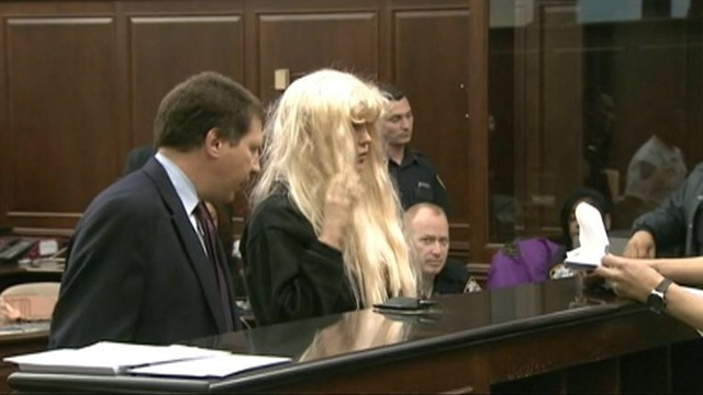 VIDEO: NYPD located no drug paraphernalia after arresting Amanda Bynes at her apartment.
