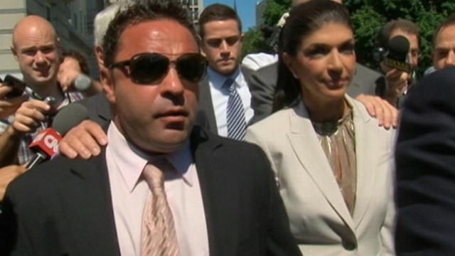 VIDEO: Joe and Teresa Giudice could face decades in prison if convicted on federal fraud charges.