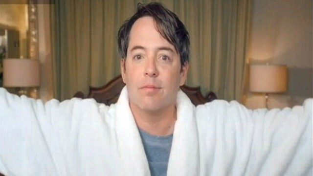 VIDEO: Matthew Broderick appears in Super Bowl ad that references his 1980s movie.