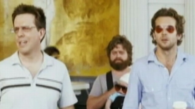 VIDEO: Hangover 3 will be in theaters Memorial Day Weekend 2013.