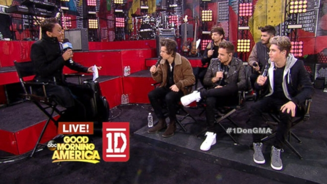 """VIDEO: The world famous pop stars reveal something that no one has ever heard live on """"GMA."""""""