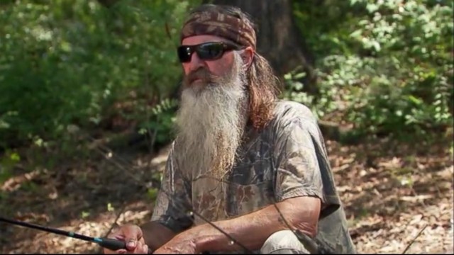 Phil Robertson gets surprising support after making career-damaging anti-gay comments.
