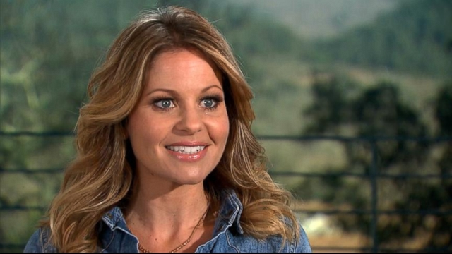"VIDEO: Candace Cameron Bure discusses marriage, motherhood and acting in ""Balancing It All."""