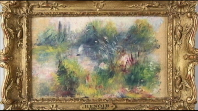 VIDEO: Virginia woman bought a painting for $7, but museum claims it was stolen and belongs to them.