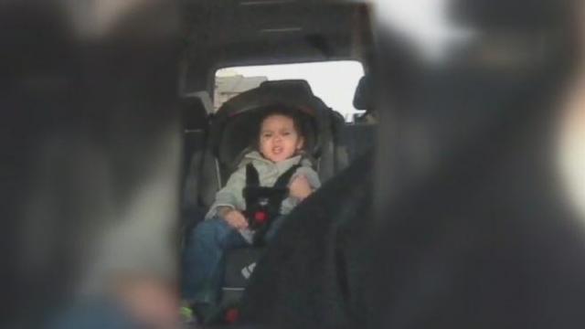 VIDEO: Baby Emotionally Sings Wrecking Ball